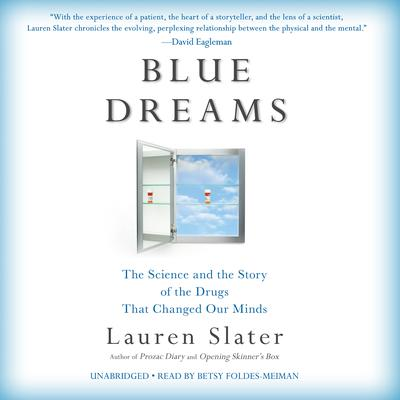 Blue Dreams by Lauren Slater audiobook