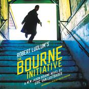 Robert Ludlum's The Bourne Initiative by  Eric Van Lustbader audiobook