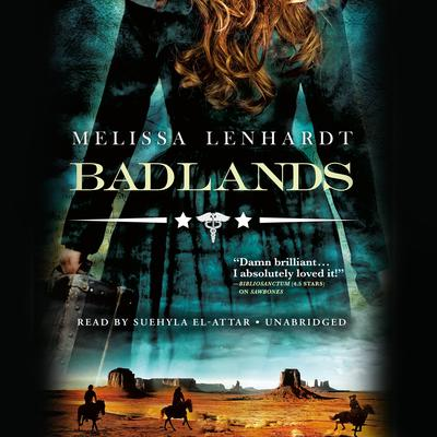 Badlands by Melissa Lenhardt audiobook