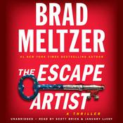The Escape Artist by  Brad Meltzer audiobook