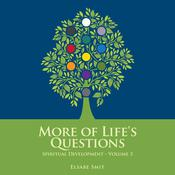 More of Life's Questions: Spiritual Development Vol 3 by  Elsabe Smit audiobook