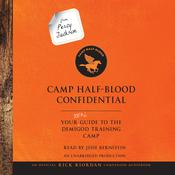 From Percy Jackson: Camp Half-Blood Confidential by  Rick Riordan audiobook