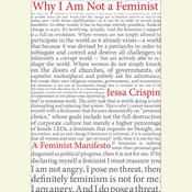 Why I Am Not A Feminist by  Jessa Crispin audiobook