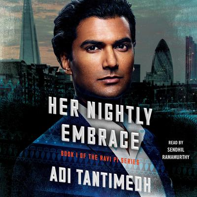 Her Nightly Embrace by Adi Tantimedh audiobook