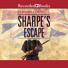 Sharpe's Escape by Bernard Cornwell audiobook