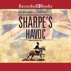 Sharpe's Havoc by Bernard Cornwell audiobook