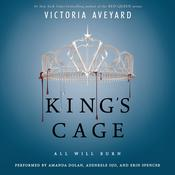 King's Cage by  Victoria Aveyard audiobook