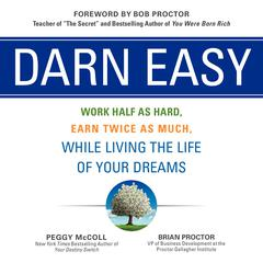 Darn Easy by Peggy McColl audiobook