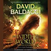 The Width of the World by  David Baldacci audiobook