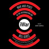 iWar by  Bill Gertz audiobook