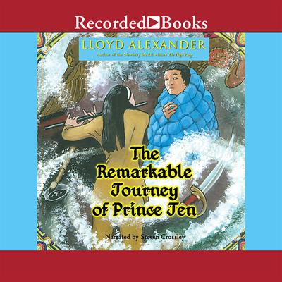 The Remarkable Journey of Prince Jen by Lloyd Alexander audiobook