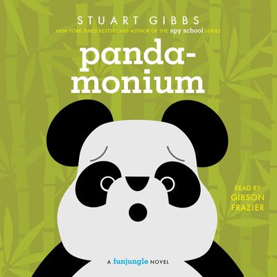 Panda-monium by Stuart Gibbs audiobook