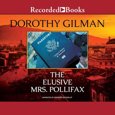 The Elusive Mrs. Pollifax by Dorothy Gilman audiobook