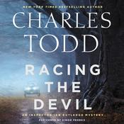 Racing the Devil by  Charles Todd audiobook