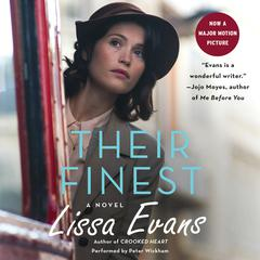 Their Finest by Lissa Evans audiobook