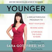 Younger by  Sara Gottfried MD audiobook