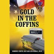 Gold In The Coffins by  Dominic Certo KSJ audiobook