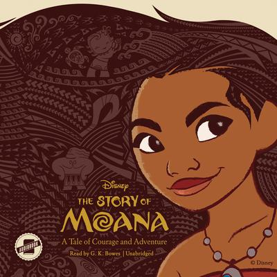 The Story of Moana by Kari Sutherland audiobook