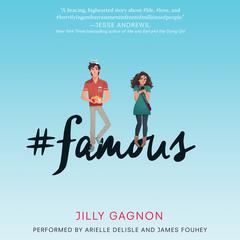 #famous by Jilly Gagnon audiobook