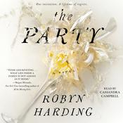 The Party by  Robyn Harding audiobook