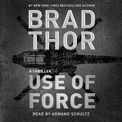 Use of Force by Brad Thor audiobook