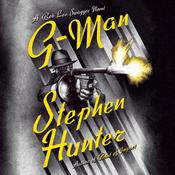 G-Man by  Stephen Hunter audiobook