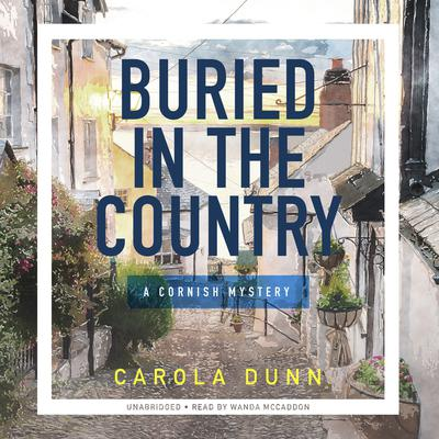 Buried in the Country by Carola Dunn audiobook