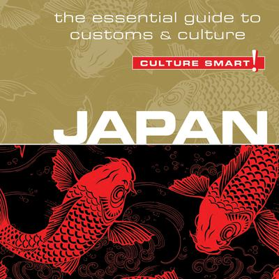 Japan - Culture Smart! by Paul Norbury audiobook