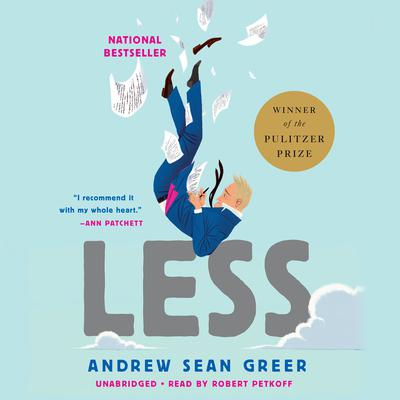 Less by Andrew Sean Greer audiobook