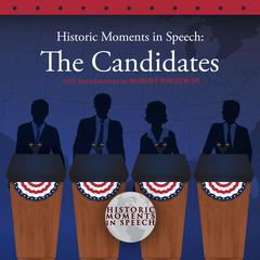 The Candidates by the Speech Resource Company audiobook