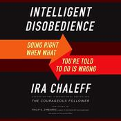 Intelligent Disobedience by  Philip Zimbardo audiobook