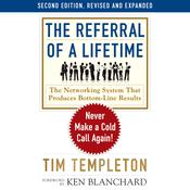 The Referral of a Lifetime by  Kenneth Blanchard PhD audiobook