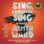 Sing, Unburied, Sing by  Jesmyn Ward audiobook