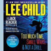 Three More Jack Reacher Novellas by  Lee Child audiobook
