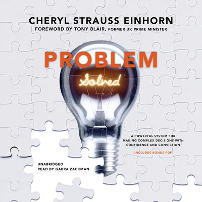 Problem Solved by Cheryl Strauss Einhorn audiobook