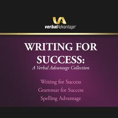 Verbal Advantage: Writing for Success Bundle by Phillip Lee Bonnell audiobook