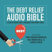 The Debt Relief Bible by  Tom Corson-Knowles audiobook