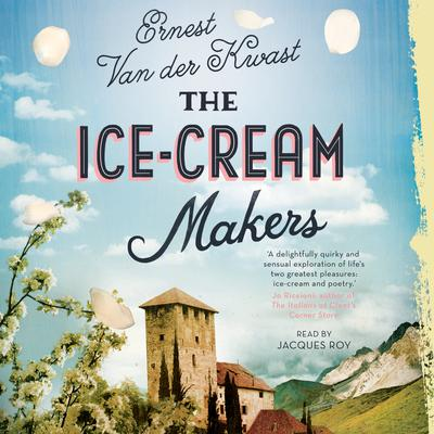 The Ice-Cream Makers by Ernest Van der Kwast audiobook