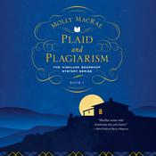 Plaid and Plagiarism by  Molly MacRae audiobook