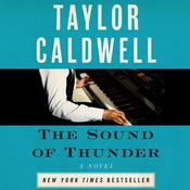 The Sound of Thunder by  Taylor Caldwell audiobook