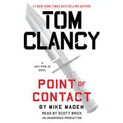 Tom Clancy Point of Contact by  Mike Maden audiobook
