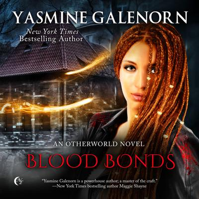 Blood Bonds by Yasmine Galenorn audiobook