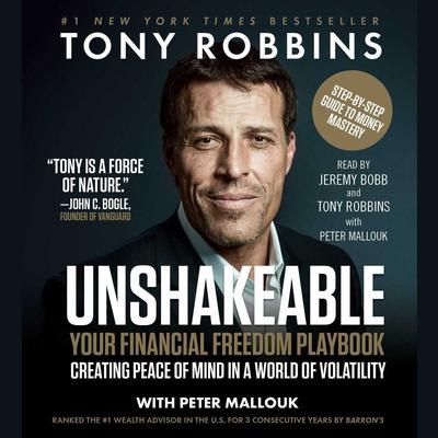Unshakeable by Tony Robbins audiobook