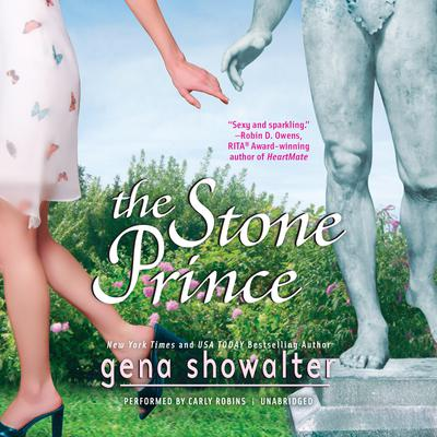 The Stone Prince by Gena Showalter audiobook