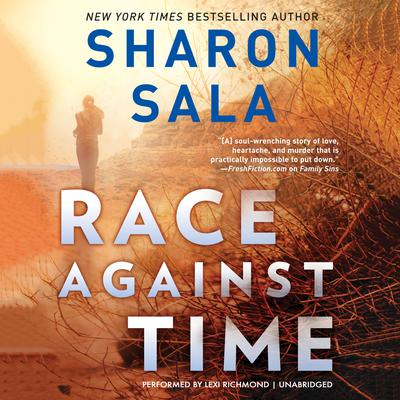 Race against Time by Sharon Sala audiobook