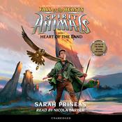 Heart of the Land by  Sarah Prineas audiobook
