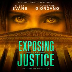 Exposing Justice by Misty Evans audiobook