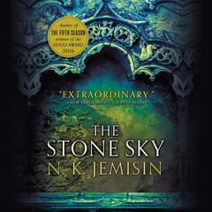The Stone Sky by N. K. Jemisin audiobook