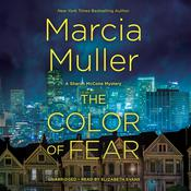 The Color of Fear by  Marcia Muller audiobook