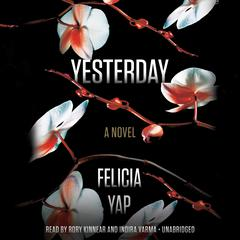 Yesterday by Felicia Yap audiobook